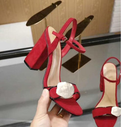 China newest high quality luxury Designer style real Leather Heels Women Unique Letters Sandals Dress Wedding Shoes Sexy Brand shoes suppliers