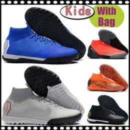 $enCountryForm.capitalKeyWord Australia - 2019 kids CR7 soccer cleats SuperflyX VI Elite IC TF mens indoor turf soccer shoes youth boys Mercurial Superfly women football boots