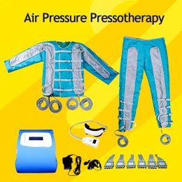 Discount lymph pressure machine - 2019Portable Pressotherapy Lymph Drainage Machine 24 Air Bags Air Pressure Pressotherapy Body Massage Body Detox Body Sl