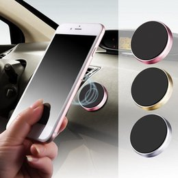 Phone Types Australia - ome Storage Organization Storage Holders Racks Hoomall Magnetic Car Mount Holder Universal In Car Magnetic Dashboard Cell Mobile Phone GP...