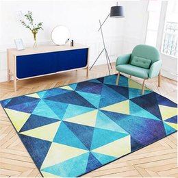 floor mats designs NZ - Soft Chenille Velvet Creative Design Carpets For Living Room Bedroom Rugs Home Carpet Floor Rug Door Mat Fashion Delicate Carpet