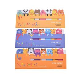$enCountryForm.capitalKeyWord Australia - Cartoon Memo Pad Kawaii Stationery Sticky Notes Paper Planner Stickers Scrapbooking Cute Notebook Diy Stationary Stickers