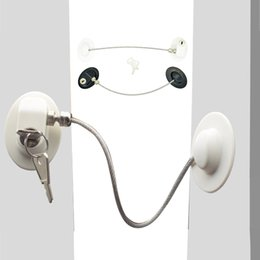 $enCountryForm.capitalKeyWord Australia - Child Protection Baby Safety Lock Window Guard Safety Limit With Stainless Steel Key Cylinder Prevent Falling