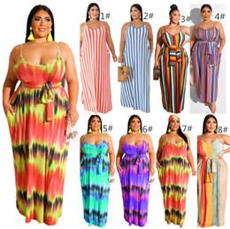 $enCountryForm.capitalKeyWord Australia - Women Designer dresses bra maxi plus long dress one piece dress skirt casual loose pocket dresses evening dress fashion print klw1802