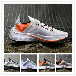 Pvc Running Shoes NZ - 2019 EXP-X14 Features Wave Graphics Emerged Military-Themed Dark Stucco Camo Trainer Sports Running Shoes for Men Sneakers
