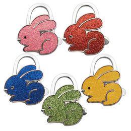 $enCountryForm.capitalKeyWord Australia - Handbag Purse Tote Bag Hooks Foldable Alloy Hook Ladies Purse Tote Bag Holder Table Support Hanger Home Supplies