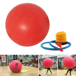 72 balloon Canada - Newly 72 Inch Latex Giant Balloon Round Big Balloon for Funny Game