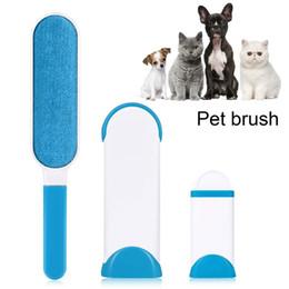 $enCountryForm.capitalKeyWord NZ - Pet Fur Remover 5 Colors 3 Pcs Set Dog Cat Comb Tool Static Brush Magic Fur Clothes Cleaning Lint Brush Reusable Electrostatic Dust Cleaner