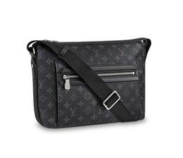 China ODYSSEY MESSENGER PM M44223 Men Messenger Bags Shoulder Belt Bag Totes Portfolio Briefcases Duffle Luggage supplier felt small bags suppliers