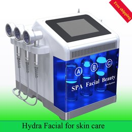 $enCountryForm.capitalKeyWord Australia - oxygen facial machines for sale Water Peel Skin Care Spa Machine Hydra diamond microdermabrasion 7 in 1 mulitifunction spa hydra facial