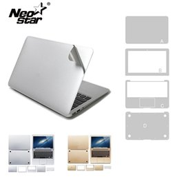 $enCountryForm.capitalKeyWord NZ - Laptop Skin For Macbook Air Pro Retina 11 12 13 15 17 Laptop Protective Sticker For Mac A1708 A1707 A1297 A1369 Protective Cover T6190615