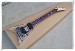 acrylic lighted electric guitar UK - LED Light Whole Plexiglass Acrylic Body Electric Guitar with Tremolo Bridge,HH Pickups,can be customized