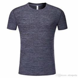 Wholesale sports female t shirt for sale – custom New Quick dry Badminton sports t shirt Tennis shirts Tennis t shirt Male Female Table Tennis t shirt