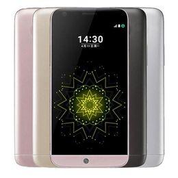 Unlocked smart cell phone online shopping - Refurbished Original LG G5 H860N H850 H820 inch Quad Core GB RAM GB ROM MP LTE G Unlocked Smart Mobile Cell Phone DHL