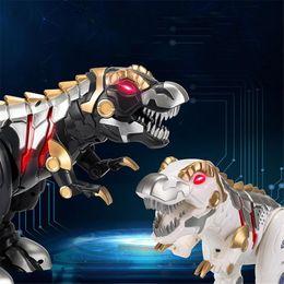 $enCountryForm.capitalKeyWord NZ - Intelligent Remote Control Dinosaur Model Simulation Mechanical Dinosaur Toy Rechargeable Electronic Pet Doll Model