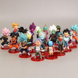 $enCountryForm.capitalKeyWord NZ - Dragon Ball Z SH Figuarts Super Saiyan Son Goku Vegetto Vegeta Trunks 8CM PVC Action Figures Dragon Ball Z Collection Model Dolls Toy