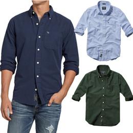 Оксфордская рубашка Классические классические рубашки Однобортный с длинным рукавом Повседневная мужская одежда Плюс размер Цвета конфет Тонкий Модный бизнес мужские рубашки