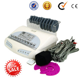 Muscle Pad Machine Australia - Weight Loss Slimming Machine infrared heating Pads electric muscle stimulator physiotherapy ems equipment