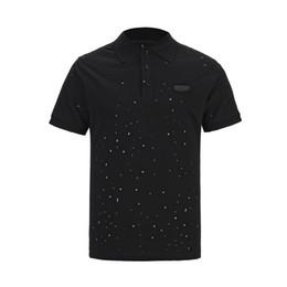 $enCountryForm.capitalKeyWord UK - 2019ss brand new Luxury designer casual men polo shirts snake bee floral embroidery mens polos High street fashion polo tops 3XL