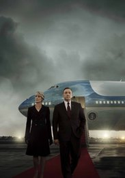 Robin Figure NZ - HOUSE OF CARDS TV Show Series Kevin Spacey Robin Wright Art Silk Print Poster 24x36inch(60x90cm) 016