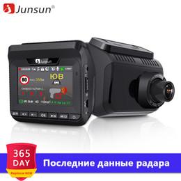 $enCountryForm.capitalKeyWord Australia - Junsun Car DVR GPS 3 in 1 FHD1296P Registrar Dashcam Speedcam for Russia Tripods Arrow Robot Avtodoria
