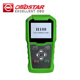 Key Programmer For Renault Australia - OBDSTAR H108 PSA key Programmer Pin Code Reading Cluster Calibrate for Peugeot Citroen DS with Can &K-line