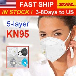 DHL schneller Lizenzierte Verschiffen US Export Fabrik Gesicht Folding Gesicht mit Qualified Certification Anti-Staub-Gesichtsmasken Großhandel Versorgungsmaske Maske im Angebot