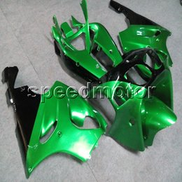 Kawasaki Zx7r Green NZ - 23colors+Botls green bodywork motorcycle Fairing for Kawasaki ZX7R 1996 1997 1998 1999 2000 2001 2002 2003 ABS plastic kit