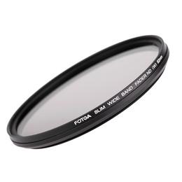 Cameras filter online shopping - 2 to Original Fotga mm Slim Fader Variable Filter Adjustable Neutral Density to Camera Filter