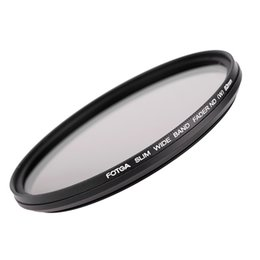 Chinese  neutral density Original Fotga 82mm Slim Fader Variable Filter Adjustable Neutral Density ND2 to ND400 Camera Filter manufacturers