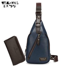 $enCountryForm.capitalKeyWord Australia - Wholesale-FD BOLO Brand Bag Men Chest Pack Single Shoulder Strap Back Pack Leather Sling Bag Man Crossbody Bags Fashion Male Chest Bag
