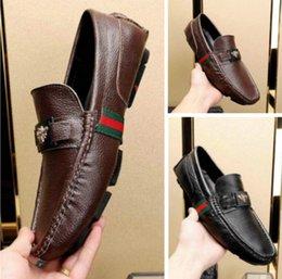 Chaussures pour hommes explosion classique chaussures de sport en cuir station supérieure européenne haut de gamme des chaussures de luxe haut de gamme (avec boîte)