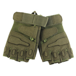 $enCountryForm.capitalKeyWord UK - Tactical Gloves Army Gloves Outdoor Mountaineering Shooting Paintball Half Finger