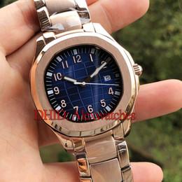 $enCountryForm.capitalKeyWord Australia - Luxury Mens Watches 5167 1A Mechanical Automatic Watch Rose Gold 316L Stainless Steel Case Designer Bracelet Black Dial montre de luxe