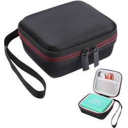 Bluetooth Toys Australia - 2018 New And Fahsion Mini Travel Carry Storage Case Bag Pouch For JBL Go Portable Bluetooth Speaker