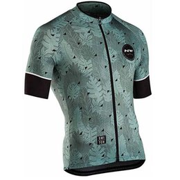 $enCountryForm.capitalKeyWord Australia - Factory direct sales New Team NW Cycling jersey 2019 Short sleeves bike shirts Breathable Quick dry Pro Clothing MTB maillot Ropa Ciclismo