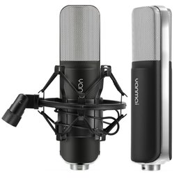 games etc 2019 - HAWEEL Professional Game Condenser Sound Recording Microphone with Holder Compatible with PC and Mac for Live Broadcast