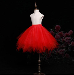 girls first birthday tutu Australia - 2019 New Flower Girl Dresses For Boho Weddings Tutu Dress Skirt Middle East Dubai Princess Kids First Communion Gowns Birthday 45 cm Long
