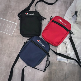 China 3styles C letter Mobile Phone Bag Motion Outdoor Sport Pocket Printing Leisure Package Shoulder Bag crossbody bag phone pouch FFA1889 cheap sports shoulder suppliers