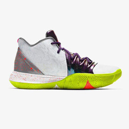 dc0396dd110 Designer 5s Mamba Mentality Mens Basketball Shoes 2019 Kyrie Have a Nice  Day Concepts x 5 Ikhet Chaussure de basket ball Sneakers 40-46