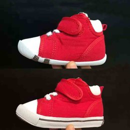 Infant Baby Crib Shoes Australia - 0-18Months Newborn Infant Toddler Baby Boy Girl Soft Sole Crib Shoes Sneaker Baby First Walkers