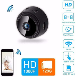 outdoor wireless ip network camera Australia - A9 Camera Motion DV Hot Models WiFi Smart Camera Wireless Network Camera Remote Security Surveillance Ip