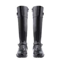 c490d519d7b 2018 Newest Women Boots Thigh High Boots Brand Wearing Simple Style Sexy  Mid Calf Boots High Heels Shoes Woman Plus Size B027w