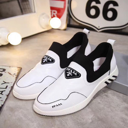 Real Fur Shoes Australia - High quality 2019 wholesale fashion designer brand sports shoes and men shoes breathable real sheepskin casual shoes
