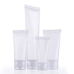 $enCountryForm.capitalKeyWord Australia - 15g 30g 50g 100g Empty Squeeze Hand Cream Tube Container Sample Cosmetics Plastic Soft Hose For Lotion Shampoo Shower Gel Travel