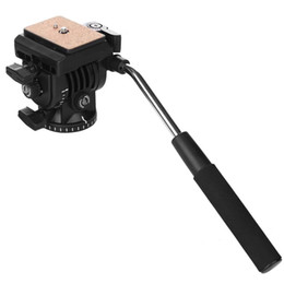 sony action camera 2019 - OPQ-KINGJOY Video Tripod Drag Head, Camera Tripod Action Drag Pan Head For Canon Nikon Sony DSLR Camera Camcorder Shooti