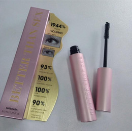 Wholesale Brand Face Cosmetics Better Than Sex Masacara Better Than Love Mascara Black Color Long Lasting More Volume ml