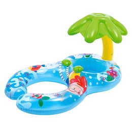 Wholesale Baby Swimming Sunshade Newborn Infant Swimming Parent Child summer Activity Pool inflatable Float Toys