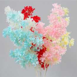 "$enCountryForm.capitalKeyWord Canada - Fake Long Stem Lagerstroemia Cherry 39.37"" Length Simulation Waterfall Cherry Blossom Sakura for Wedding Home Decorative Artificial Flowers"