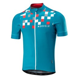 e0399bc0a 2019 Brand New morvelo cycling Jersey breathable cycling jerseys Short  sleeve summer quick dry cloth MTB Ropa Ciclismo G2